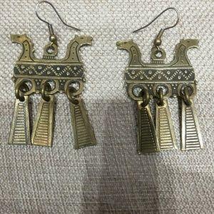 Earrings from Art Museum